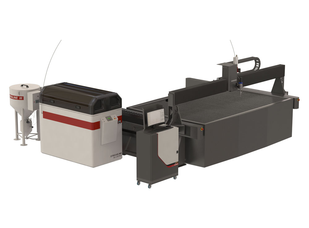 PTW-3020 PRO Waterjet Cutting Machine